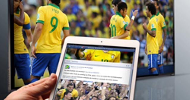 eMarketer: como os brasileiros estão conectados à Copa do Mundo