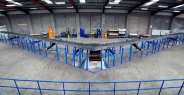 Facebook apresenta avião que levará internet a regiões remotas