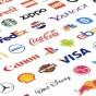 Infográfico mostra o que logos de grandes marcas têm em comum