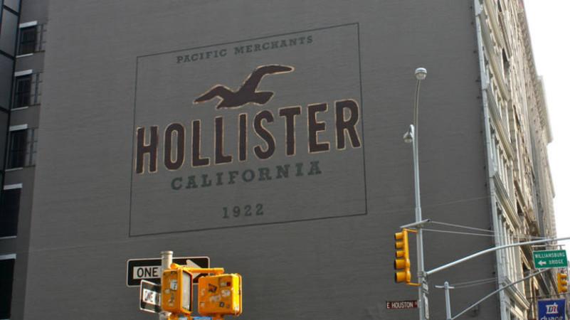 A Hollister mentiu sobre sua própria história