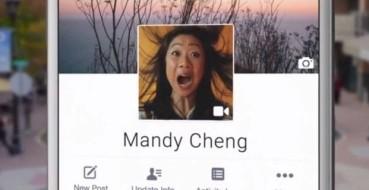 Facebook libera GIF em foto de perfil