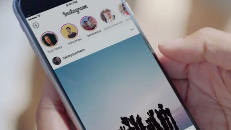 Finalmente! Stories chega ao Instagram Web