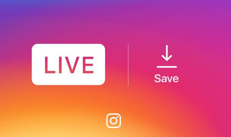 Instagram agora oferece filtros de máscaras também para vídeos ao vivo