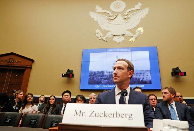 Na Câmara dos EUA, Zuckerberg nega que Facebook venda dados e diz estar aberto a regulamentação