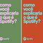 Spotify questiona usuários em relação à marca