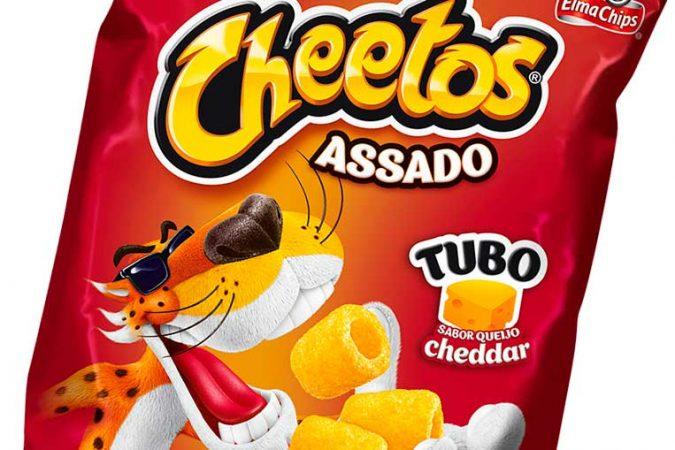 De volta ao presente: quando vale resgatar um clássico Cheetos Tubo