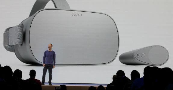 Cinco perguntas sobre os novos óculos de VR do Facebook