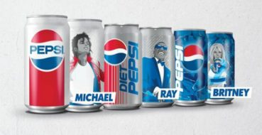 Nos EUA, Pepsi resgata glórias da cultura pop