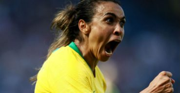 Marta: o outro lado visível do marketing esportivo