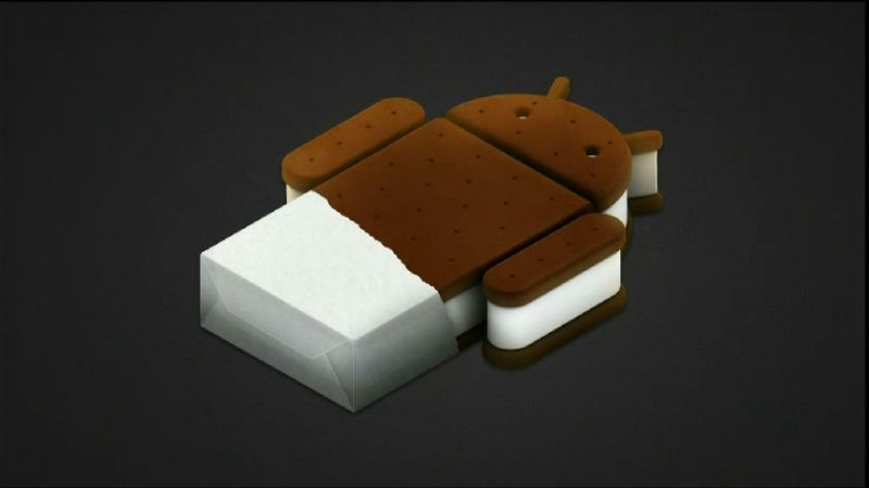 Google anuncia fim de suporte ao Android 4.0, o Ice Cream Sandwich