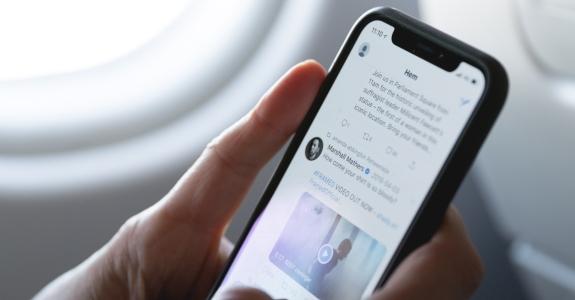 Twitter para de usar dados de terceiros em sua plataforma